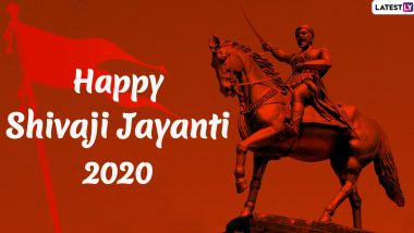 Chhatrapati Shivaji Maharaj Jayanti 2020 Messages And Greetings: WhatsApp Messages, Hike Stickers, Images, SMS And Wishes to Share on Shiv Jayanti